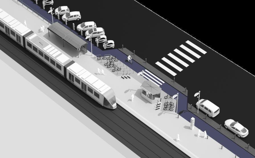 Intermodal Business Class